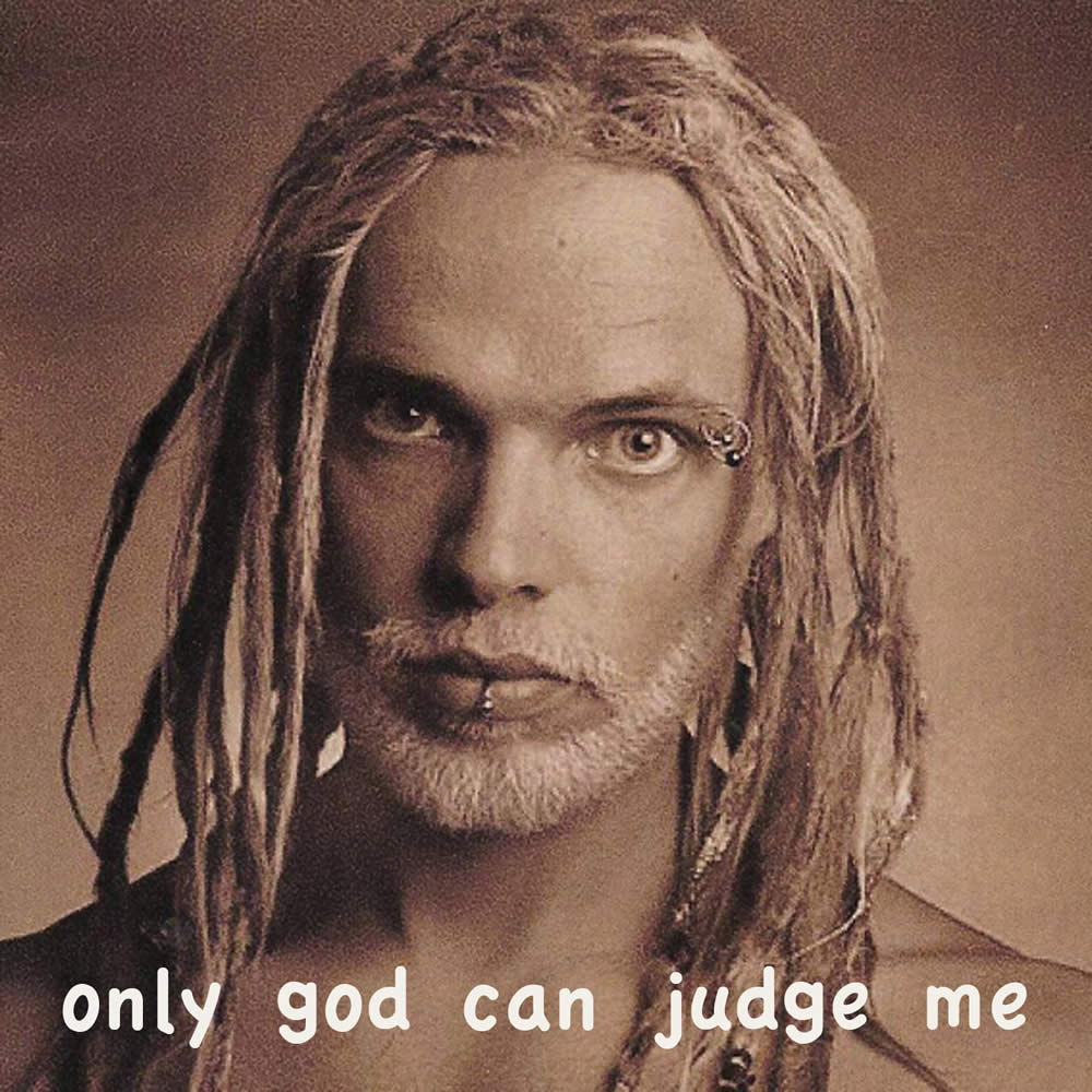 Only God Can Judge Me - Noego Music