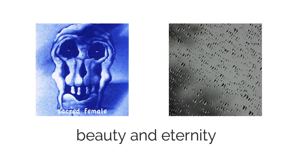 beauty and eternity